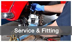 Service and Fitting at Mini Sport